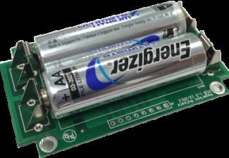 Nagerbox Platine mit Batterie