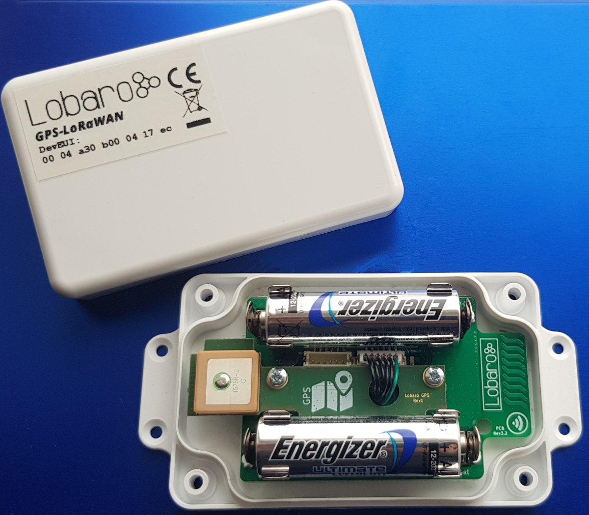 Lorawan Gps Tracker Iot Sensoren Backends Und Dashboards Board Circuit Tracking Eckdaten Keyfacts Lobaro Funktechnik