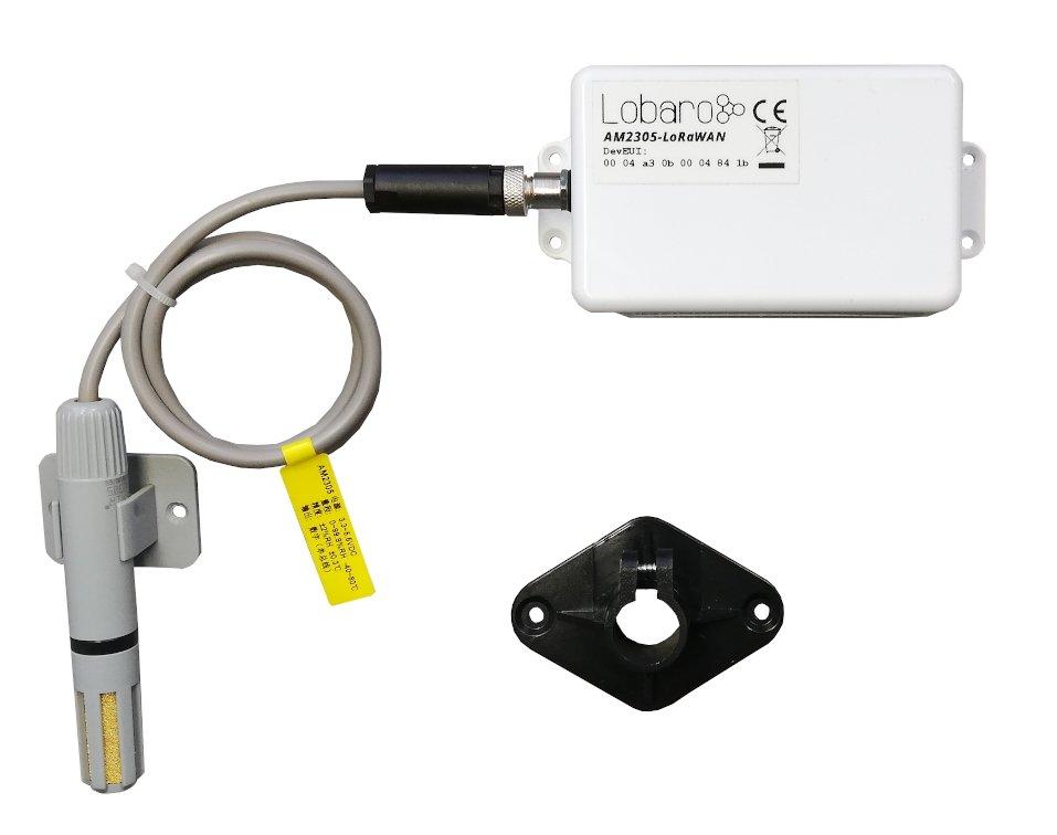 Humidity Temperature Sensor LoRaWAN