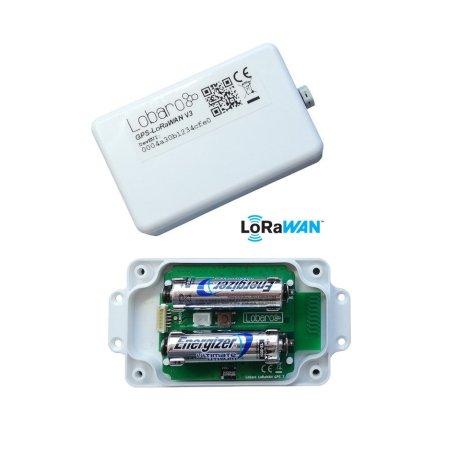 LoRaWAN GPS BeiDou Tracker