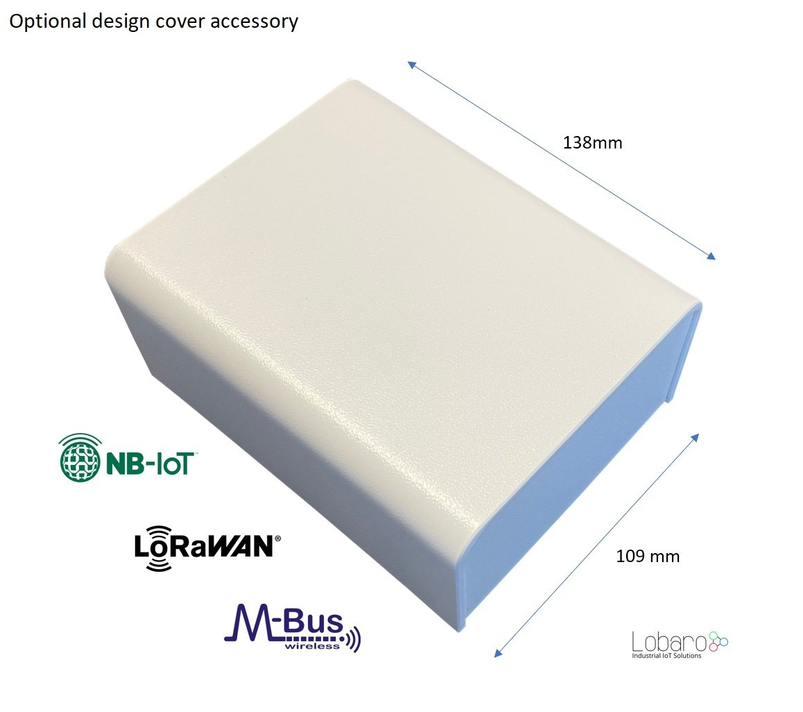 Metering Gateway design cover accessory
