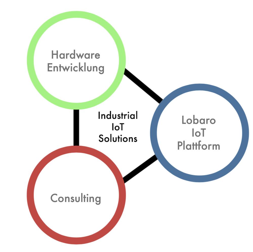 Übersicht Lobaro IoT Dienstleistungen
